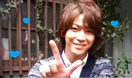 ドラマ「ボク、運命の人です」主演の亀梨和也♡性格は?眉毛が気になってドラマに集中できない?!