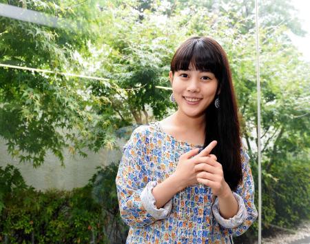 ドラマ「過保護のカホコ」主演の高畑充希♡純粋培養のお嬢様役!?朝ドラヒロインの共通点とは?