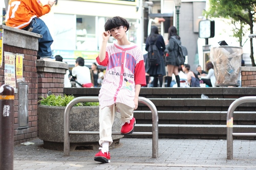 「原宿系 ファッション 男」の画像検索結果