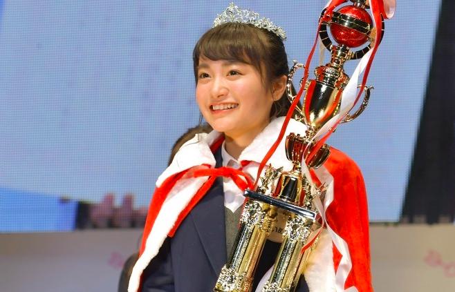 日本一かわいい女子高生2018の福田愛依♡プロフィールは?仲間由紀恵好きのスポーツ美人?!どんな性格?彼はいるの?