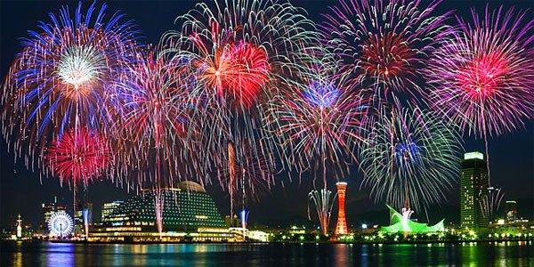 2018年の花火大会!参加人数ランキングの1から8位まで。日本の花火大会の始まりって?現在の花火大会はどんな感じ?